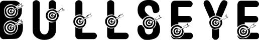 Preview image for KR Bullseye! Font
