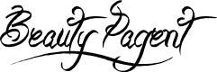 Preview image for Beauty Pagent  Font