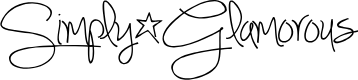 Preview image for Simply*Glamorous Font