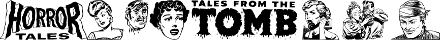 Preview image for Horror Dingbats II  The Victims  Normal Font