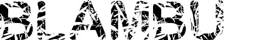 Preview image for blambu Font