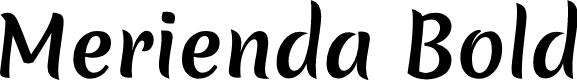 Preview image for Merienda Bold