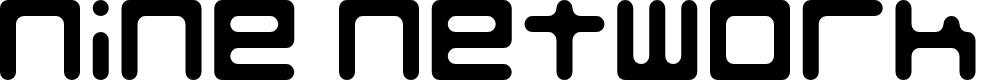 Preview image for Nine Network logo font v2 Regular Font