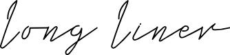 Preview image for Long Liner Regular Script Font