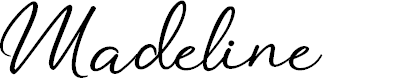 Preview image for Madeline Font