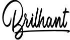 Preview image for Brilhant Font