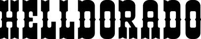 Preview image for Helldorado Font