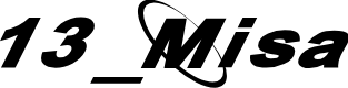 Preview image for 13_Misa Font