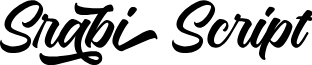 Srabi Script