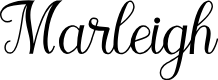 Preview image for Marleigh Font