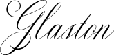 Preview image for Glaston Font