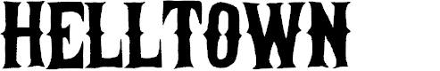 Preview image for Helltown Font
