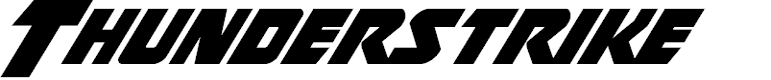 Preview image for Thunderstrike Italic