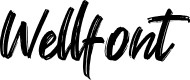 Preview image for Wellfont