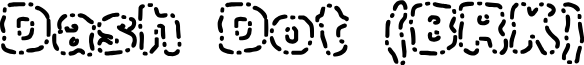 Dash Dot (BRK)
