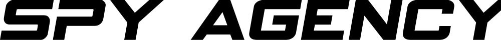 Preview image for Spy Agency Semi-Italic