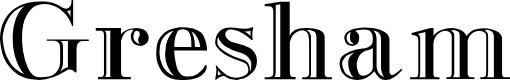 Preview image for Gresham Font