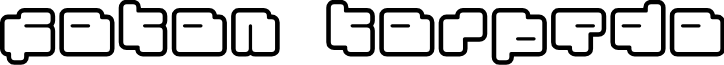 foton torpedo Fenotype