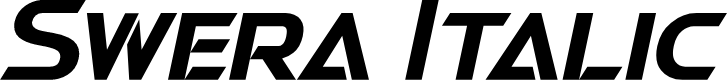 Preview image for Swera Demo Italic