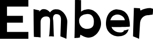 Preview image for Ember Font