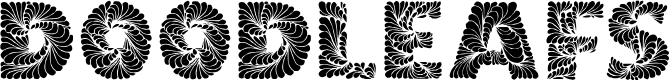 Preview image for DoodLeafs Font