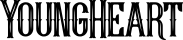 Preview image for YoungHeart Font