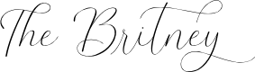 Preview image for The Britney Font
