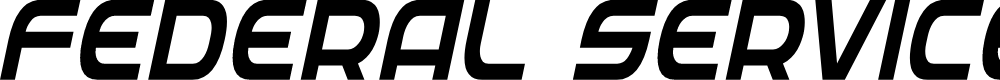 Preview image for Federal Service Condensed Italic