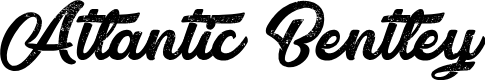 Preview image for Atlantic Bentley Font