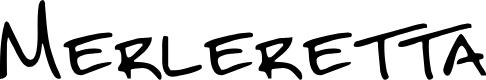 Preview image for Merleretta Font