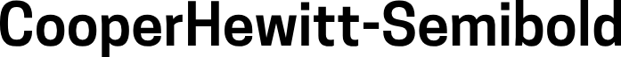CooperHewitt-Semibold