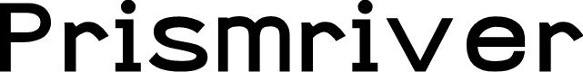 Preview image for Prismriver Font