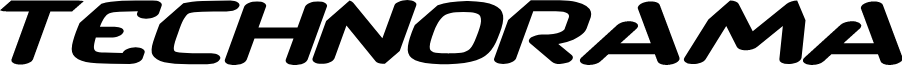 CF TechnoRama Slanted