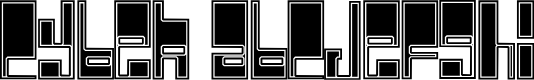 Preview image for Cyberjimmy Font