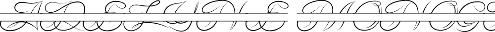 Adelyne Monogram