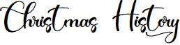 Christmas History - Pesonal Use