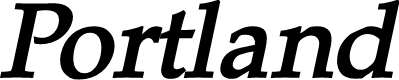 Preview image for Portland LDO Bold Italic