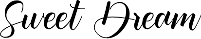 Preview image for Sweet Dream Font