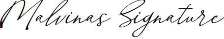 Preview image for Malvinas Signature