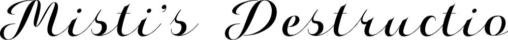 Preview image for Misti's Destruction Regular Font