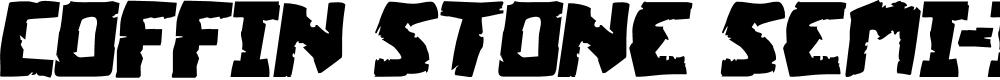 Preview image for Coffin Stone Semi-Italic