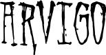 Preview image for Arvigo Font