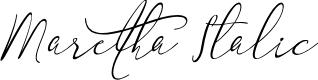 Maretha by Yoga Letter