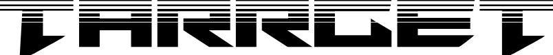 Preview image for Tarrget Half-Tone Regular