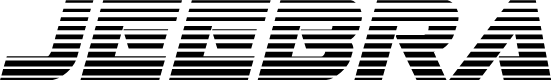 Preview image for Jeebra Gradient Italic