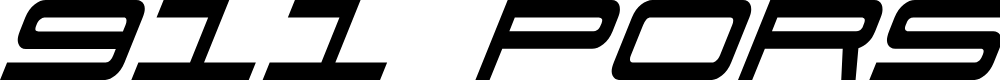 Preview image for 911 Porscha Condensed Italic