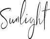 Preview image for Sunlight Font