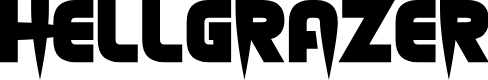 Preview image for Hellgrazer Font