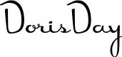 Preview image for DorisDay Font