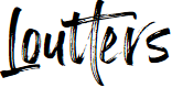 Preview image for Loutters Font